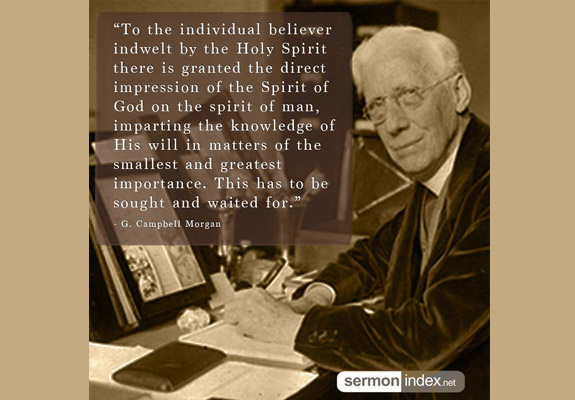 G. Campbell Morgan Quote 5