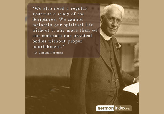 G. Campbell Morgan Quote 6