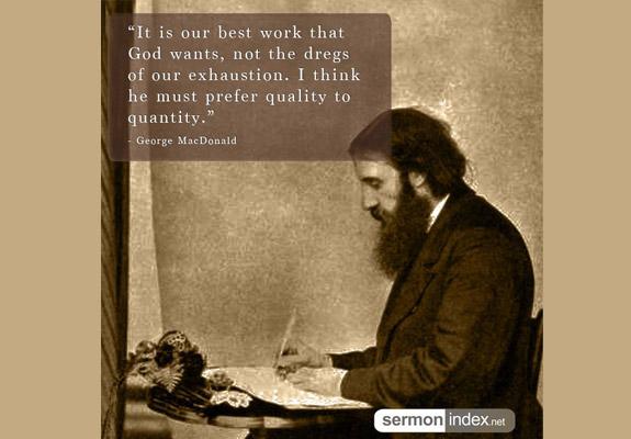 George MacDonald Quote 2