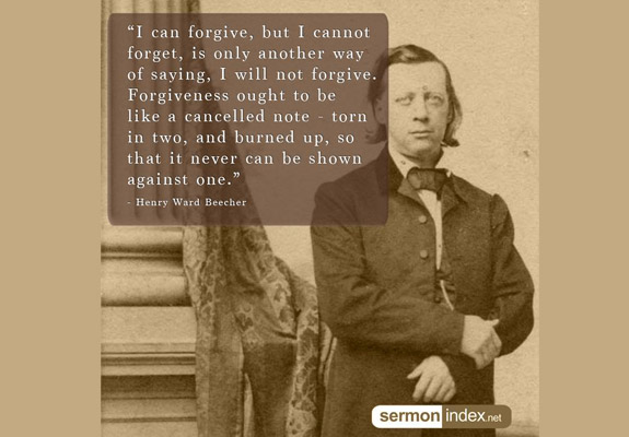 Henry Ward Beecher Quote 3