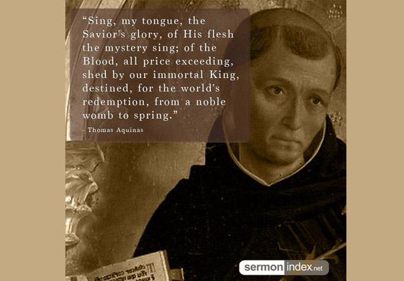 Thomas Aquinas Quote 5