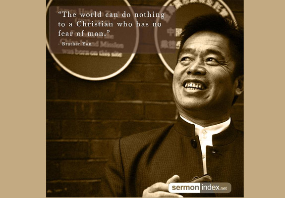 Brother Yun Quote 10