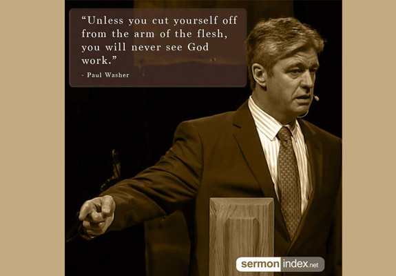 Paul Washer Quote 13