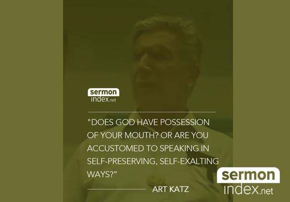 Art Katz Quote