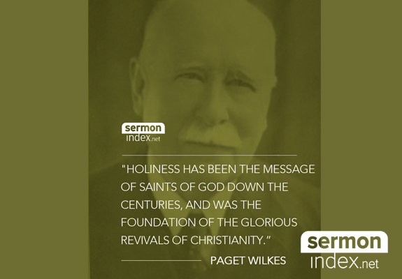 Paget Wilkes Quote