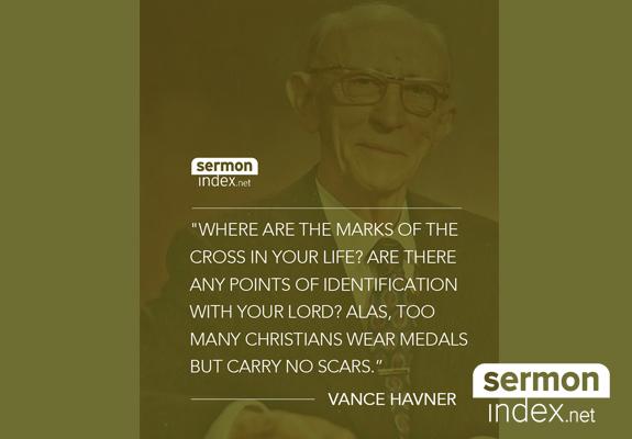Vance Havner Quote