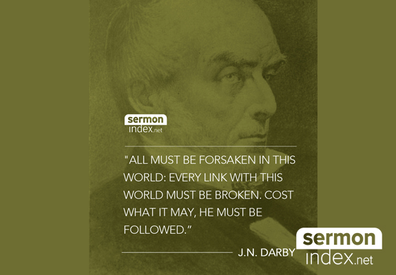 J.N. Darby Quote