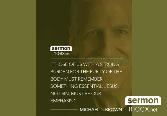 Micheal L. Brown Quote