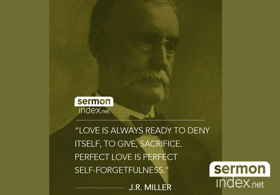 J.R. Miller Quote