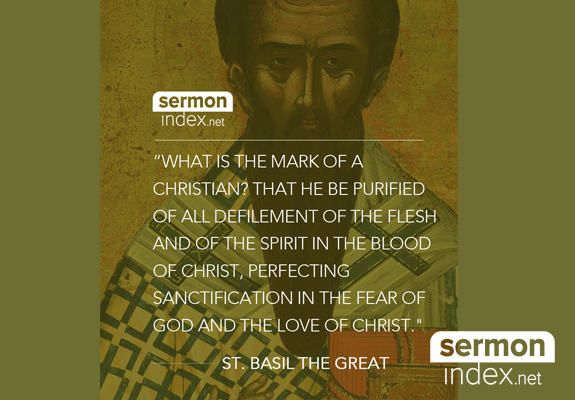 St.Basil the Great Quote