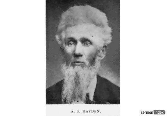 Amos S. Hayden