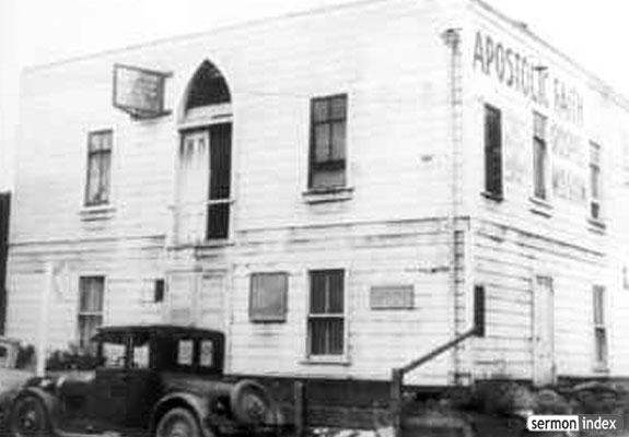 Azusa Street Mission 1906