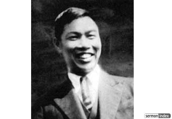 Watchman Nee Face shot
