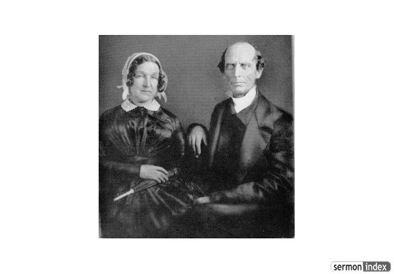 Charles Finney and Wife