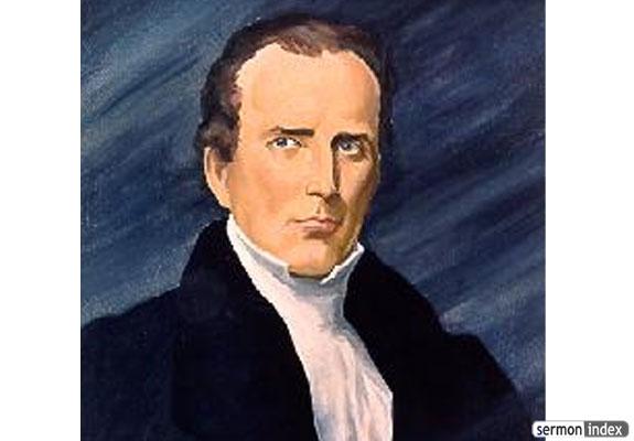 Charles Finney Portrait 3