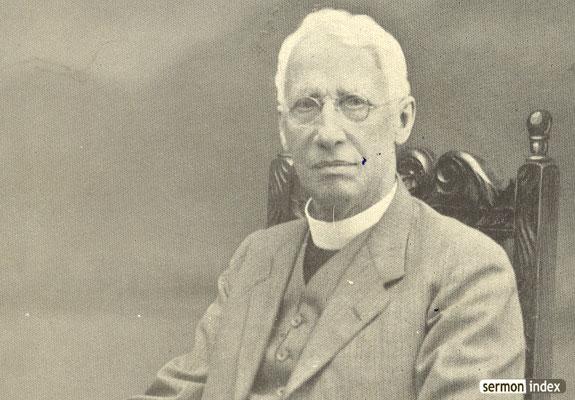 G. Cambell Morgan picture at Keswick