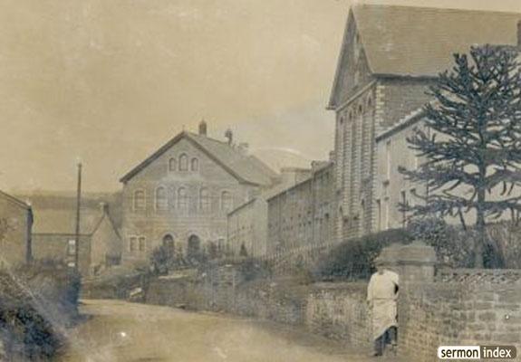 Nazareth C.M. Chapel Birchgrove
