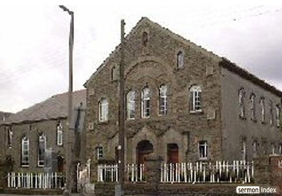 Moriah Chapel today