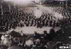 Six Thousand Men Listening to Billy Sunday