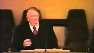 (Evidence of Eternal Life - Part 5) Abiding In Christ by Paris Reidhead