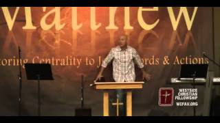 Overcoming Fear & Anxiety by Shane Idleman (clip)