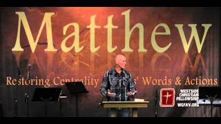 Why Don't Most Men Worship? by Shane Idleman (clip)