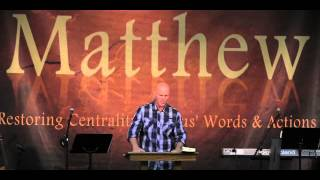 The Call of Christ to the Ministry - Part 1 by Shane Idleman