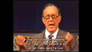 Take Heed Your Are Not Deceived by Derek Prince (Norwegian)