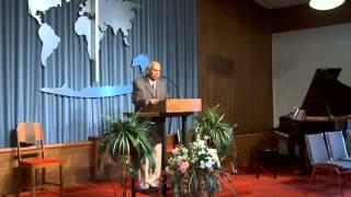 God has Chosen the Foolish Things - Part 2 by Joshua Daniel