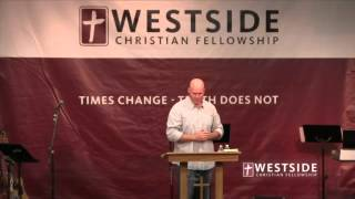 Sin In The Camp - Part 4: How to Handle Church Discipline by Shane Idleman