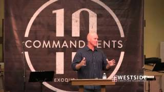 10 Commandments - Part 1 by Shane Idleman