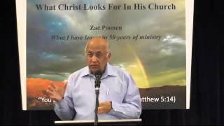 Having Authority Over Satan by Zac Poonen