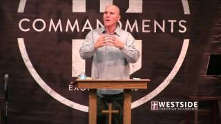 10 Commandments - Part 4 (Stealing, Lying, and Coveting) by Shane Idleman
