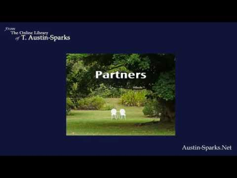 Audio: Partners by T. Austin Sparks