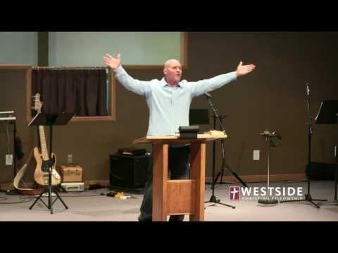 Why You're Not Filled With the Holy Spirit by Shane Idleman