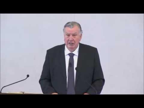 Funeral Sermon Message by Erlo Stegen