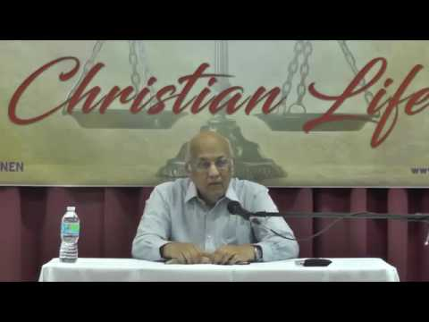 Balanced Christianity 4. Loving Jesus And Being Broken by Zac Poonen