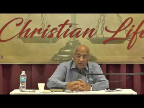 Balanced Christianity 6. Question Answer Session - Part 1 by Zac Poonen