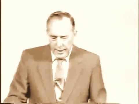(Sermon Clip) Marks of the Spirit of antichrist by Derek Prince