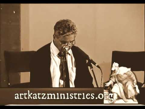 (Sermon Clip) God's Dealings with Israel and His Theocratic Rule by Art Katz
