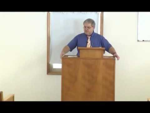 New Testament Church Principles - Part 3 by Mike Attwood