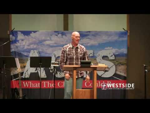 Are You Filled With the Holy Spirit? by Shane Idleman