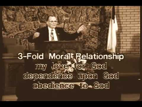 (Sermon Clip) Dependence on And Obedience to God by Major Ian Thomas