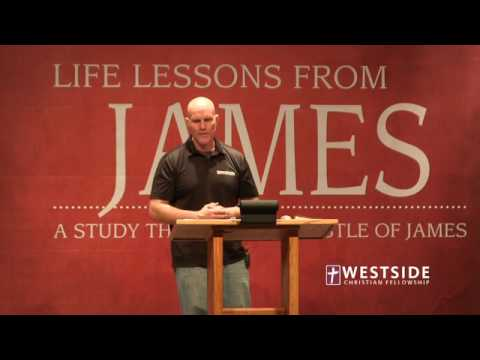 James On Sickness, Suffering and Wandering by Shane Idleman