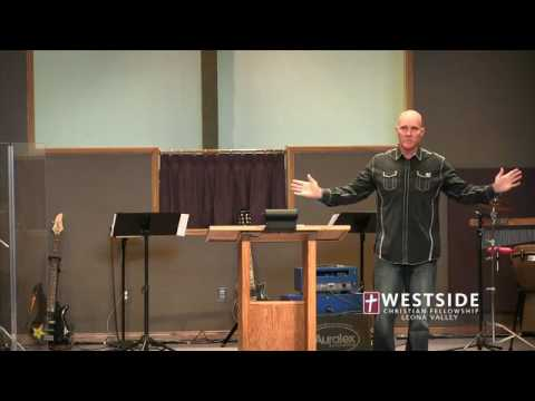 Is The Holy Spirit Upon You? by Shane Idleman