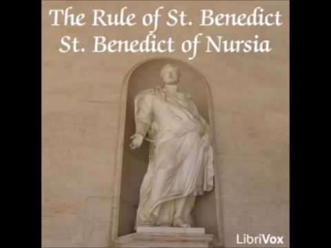 (Audio Book) The Rule Of St. Benedict