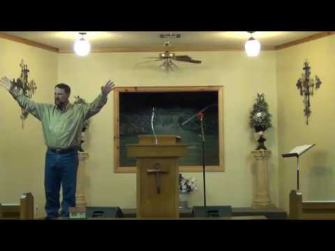 Jesus of Nazareth is Passing By - Part 1 by Brian Long
