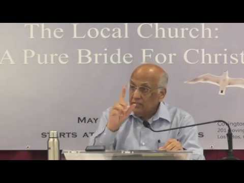 The Preparation To Be The Bride of Christ by Zac Poonen