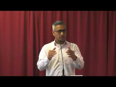 The New Covenant Life - Part 3 by Sandeep Poonen