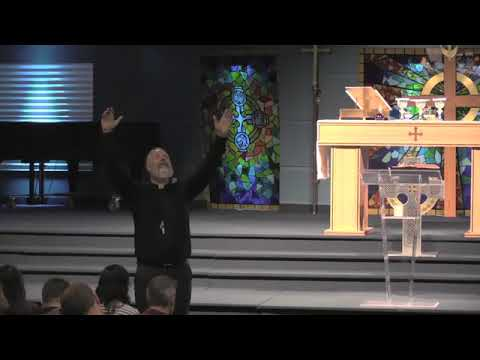 (clip) Surrender Afresh and Anew To God by +Todd Atkinson